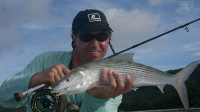 Fly Fishing The Seychelles