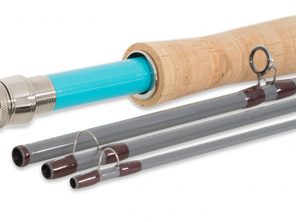 Affinity fly rod series from CTS NZL
