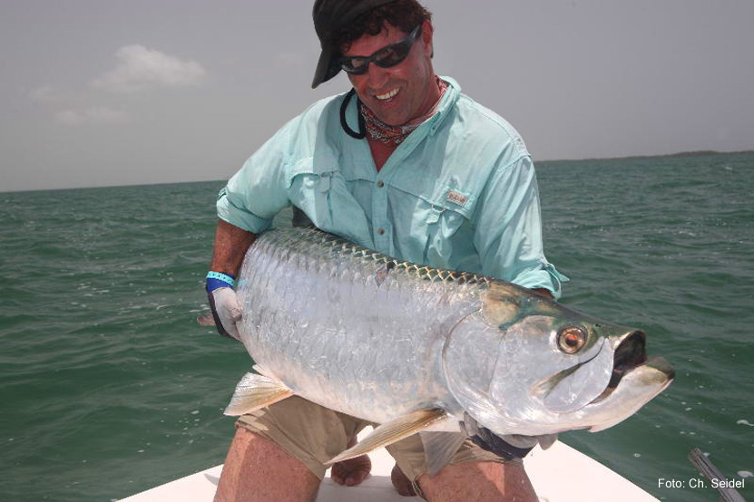 Trips for saltwater fly fishing fly casting with g for Fishing in cuba