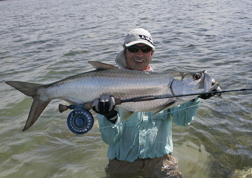 Fly fishing Cayo Santa Maria Cuba - Successful Fly Fishing | 831 x 589 jpeg 248kB