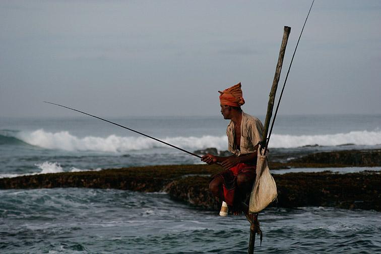 Fly fishing sri lanka fly casting with guenter feuerstein for Sri lanka fishing