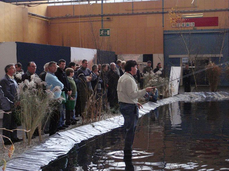 Internationale Jagd Und Fischereimesse In Dornbirn